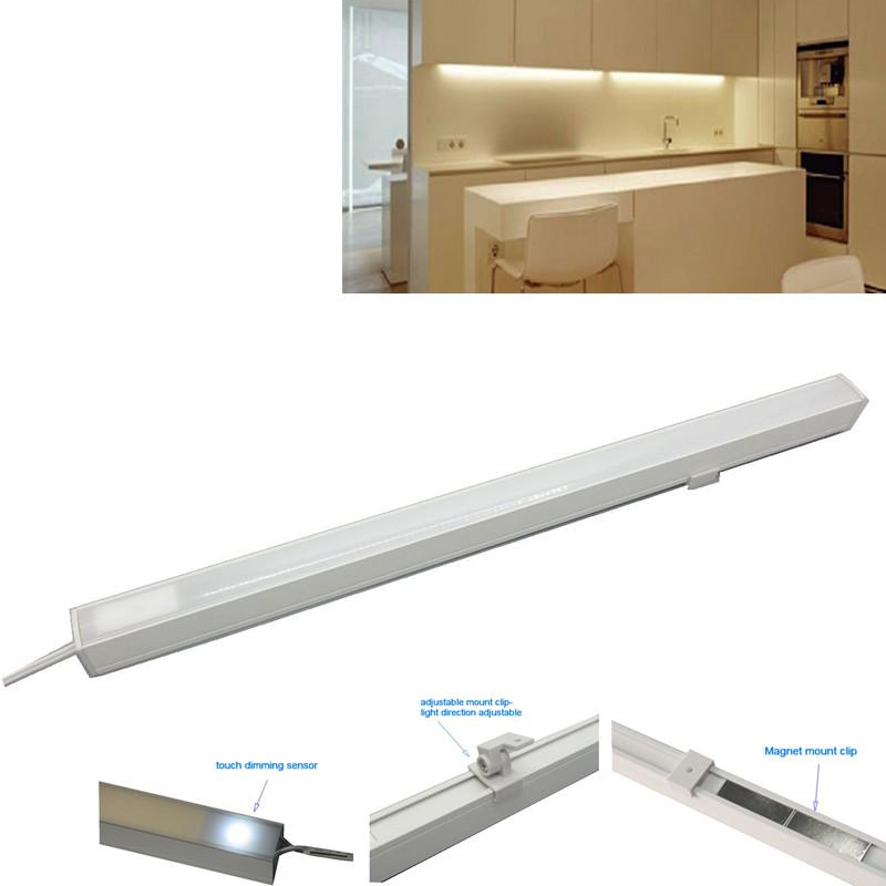 magnetic 12V 24V touch dimming sensor LED worktop lamp