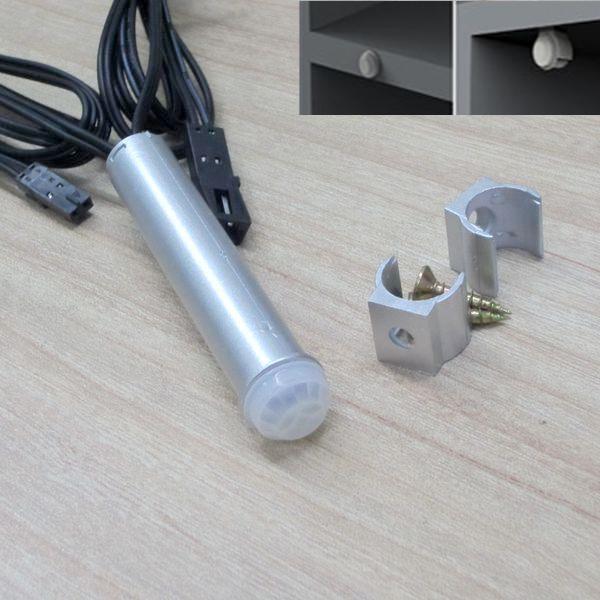 LED cabinet lighting PIR sensor switch
