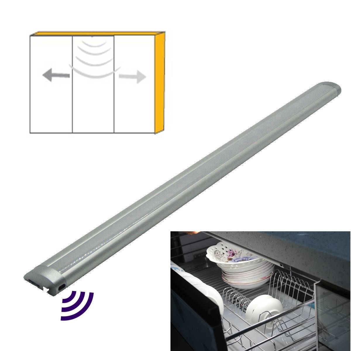 12V 24V IR door sensor plug in sensor light