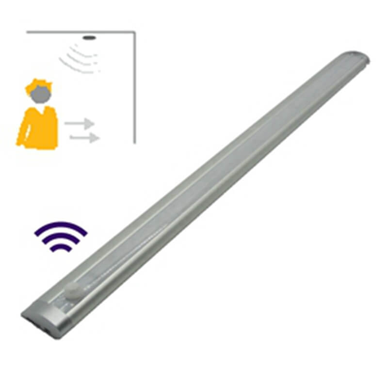 CRI 80 Bright 50CM Length Wireless motion sensor under cabinet lighting