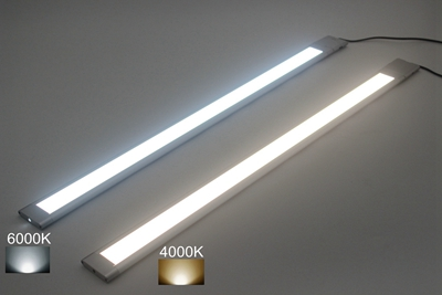 What is Dinfferent betwwen Warm White and  Cool White LED Lighting?
