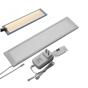 FITLED 12 24 Inch LED Linkable  Direct Wire Under Cabinet Light Fixture