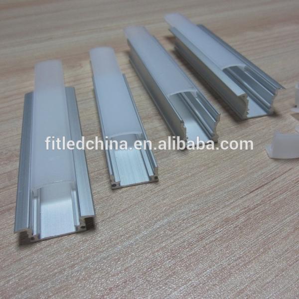 led aluminum profile for wardrobe