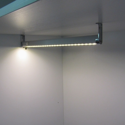 What Kind of LED Lighting You Can Use for Your Closet?