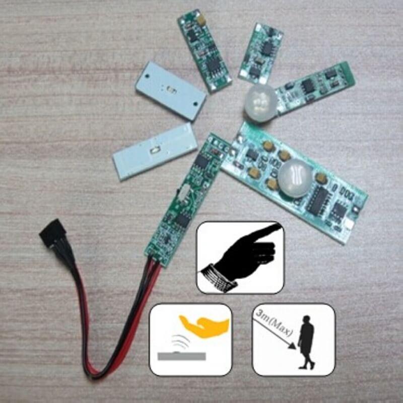 remote control circuit board