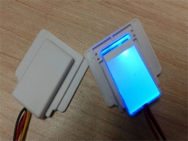 mirror touch switch