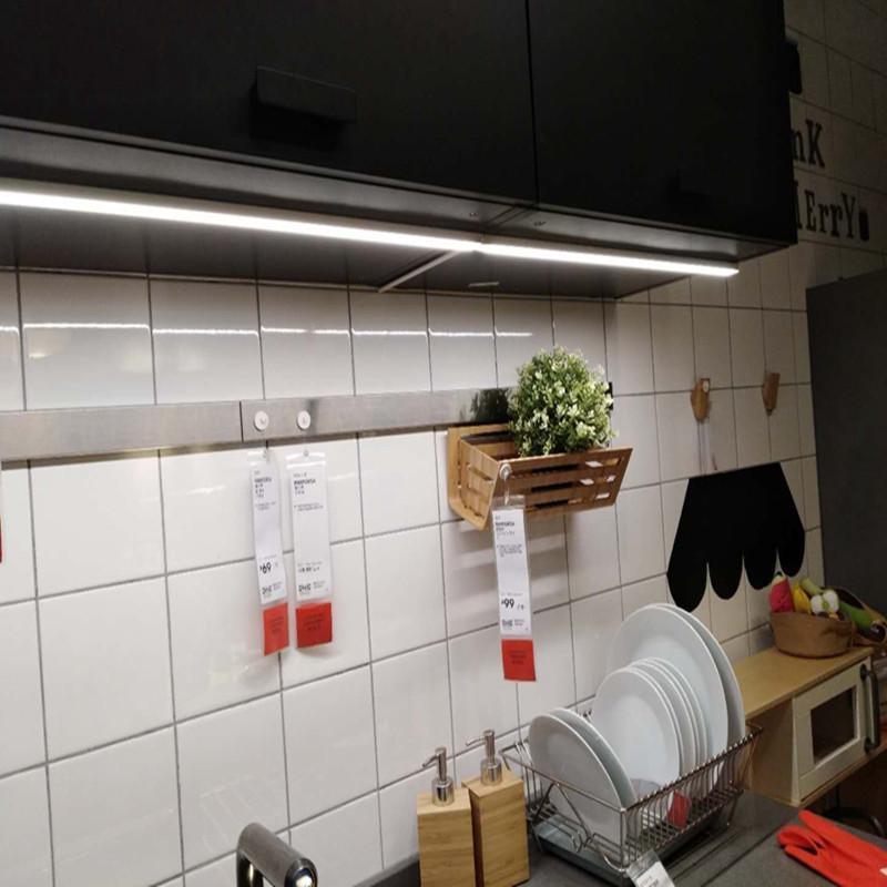 DC 12V Smart Door Sensor Under Cupboard Lighting for Kitchens