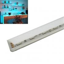 DC12V Glass Shelf Lighting with RF Remote Control Kit