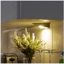 DC 12V Led Kitchen Furniture Lamp Triangle led spot lights