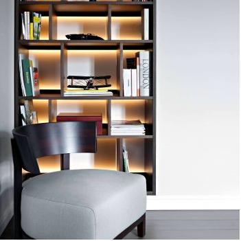 how to use shelf lights?