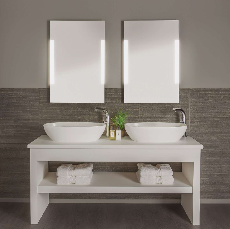 Why you choose led mirror?