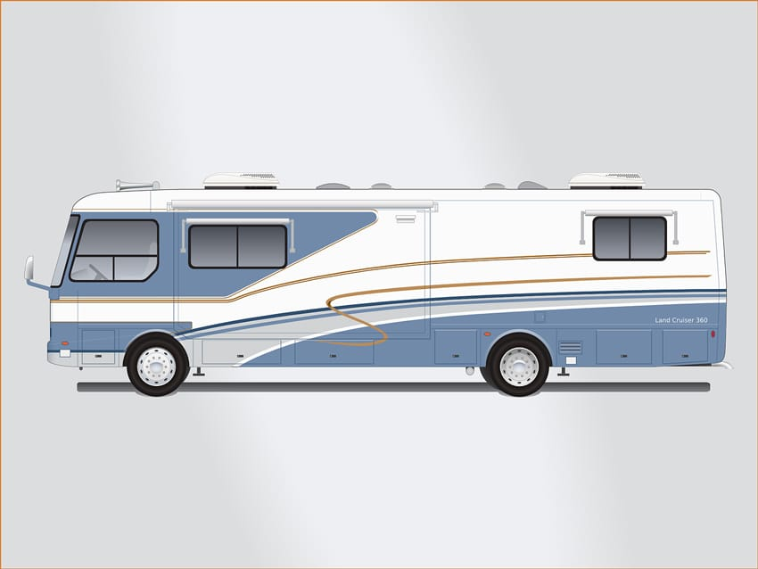 How to Update a  RV Interior Lighting?