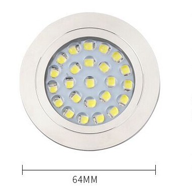 cool/warm white color temperature mini puck lights for Kitchen
