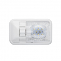 12V Led RV Ceiling Dome Light RV Interior Lighting for Trailer Camper with on off Switch