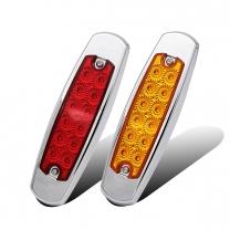 Car Trailer Truck Side Marker Indicator Light LEDs Car Trailer Truck Side Marker Light Clearance Lamp