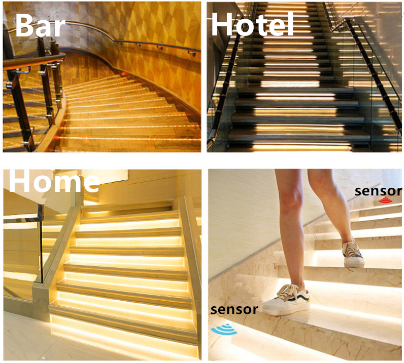 Do you want to get rid of the dim stairs?