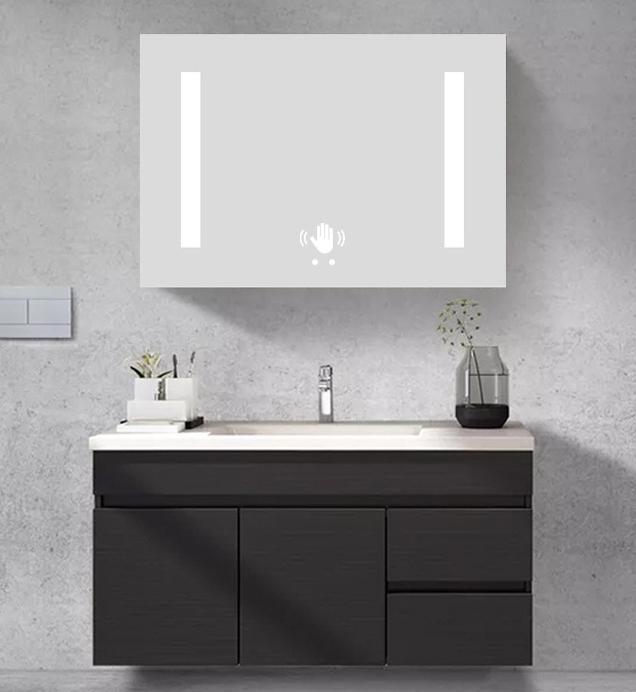 led mirror switch