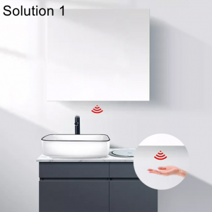 Do you know the type of led mirror switch?