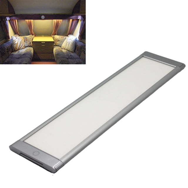 What things need to consider when upgrading the lighting in your RV?