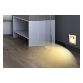 PIR Humen Motion Sensor LED Wall Light LED Footlight Step Stair Path Lights