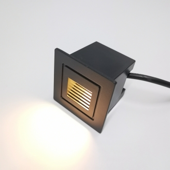 Outdoor Waterproof 3W Steps Light Underground Led Lighting Led Deck Lights