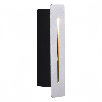 3w Indoor Aluminum Recessed Step Light Led Stair Lamp Led Wall Light