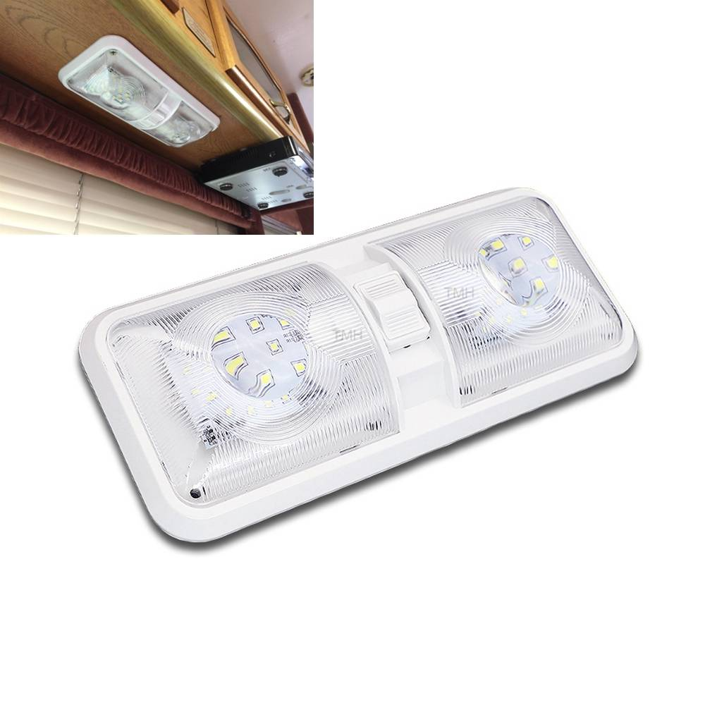 What benifits of LED Replacements Bulbs for RVs?