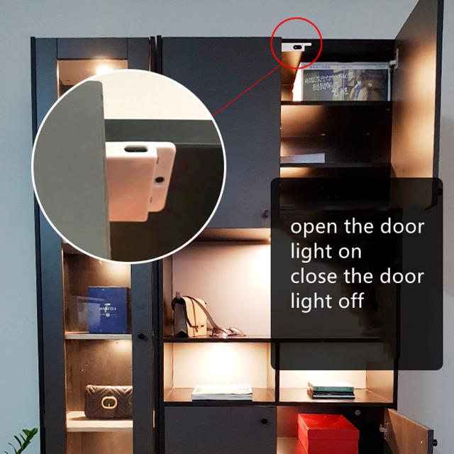 12v closet sensor switch
