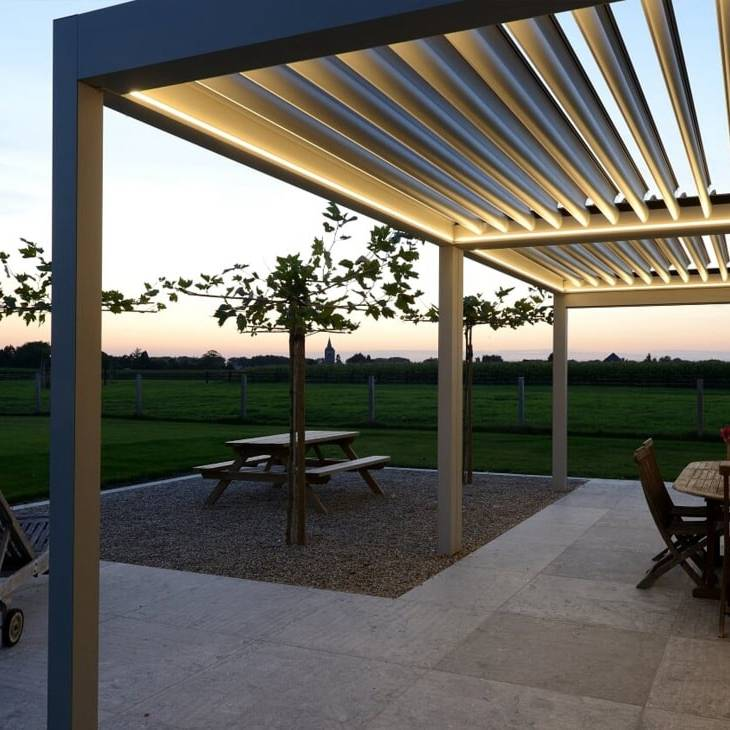 LED Awning Lights: An Exciting New Trend!